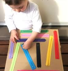 Talk about fine motor skills, look how great this is. DIY zipper board for kids. Great for fine motor and sensory development. Quiet Time Activities, Motor Skills Activities, Toddler Learning Activities, Montessori Activities, Infant Activities, Kids Learning, Educational Activities, Fine Motor Activities For Kids, Toddler Activity Board Motor Skills