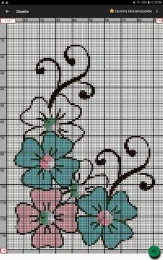 123 Cross Stitch, Cross Stitch Tree, Simple Cross Stitch, Cross Stitch Borders, Cross Stitch Flowers, Cross Stitching, Cross Stitch Embroidery, Cross Stitch Patterns, Crochet Cross