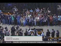 Invasão No Plenário da Câmara em Brasília, invasores querem intervenção ...