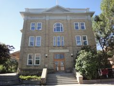 Mission-141 18 Ave SW Calgary. St. Mary's Parish Hall/CNR Station... Built in 1905, now home to the Alberta Ballet