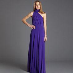 One dress worn so many ways. Transformational Fashion
