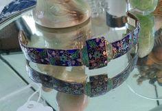 Check out this item in my Etsy shop https://www.etsy.com/listing/247810877/unique-vintage-cloisonne-braceletantique