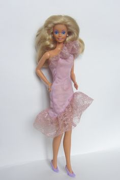 Party Lace Barbie Doll 1989 (Hills Special Limited Edition)   35.21.3 ...35.21.3 qw2