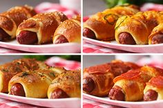 You Should Eat These Pretzel Dogs Four Ways FOR DAYS