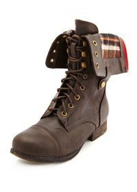 Womens Shoes, Combat Boots, Heels, Wedges, Boots, Booties: Charlotte Russe