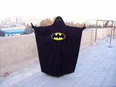 Batman-Burka -- you go, Sister!