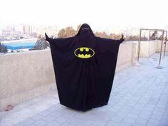 Batman-Burka -- you go, Sister!