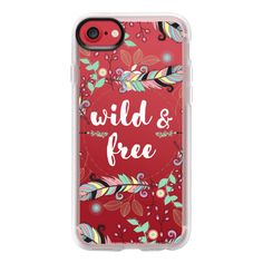 Wild and free bohemia - iPhone 7 Case And Cover (2.310 RUB) ❤ liked on Polyvore featuring accessories, tech accessories, iphone case, iphone cases, apple iphone case, iphone cover case and clear iphone case