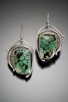 Earings | Nisa Jewelry. Turquoise