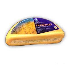 Queso Huntsman. Queso inglés de vaca. Delicioso y vistoso queso. Alterna capas dulces y picantes.