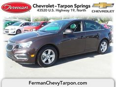 Awesome Chevrolet 2017: New Chevrolet Cruze Clearwater FL Area| | Ferman  Chevrolet   Tarpon Springs Tarpon Springs FL Chevy Cars Check More At Httu2026