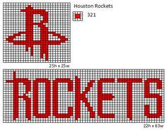 Houston Rockets by cdbvulpix.deviantart.com on @deviantART