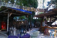 """Blue Heaven, Key West - on my """"to do' list for next KW visit!"""