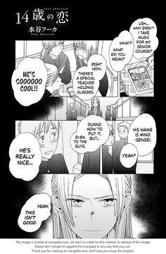 14-sai no Koi chapter 34.5