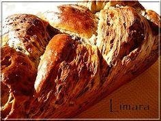 Limara péksége: Hajtogatott csokis hokkaido kalács Bakery, Lime, Bread, Cooking, Recipes, Food, Hokkaido Dog, Cuisine, Limes