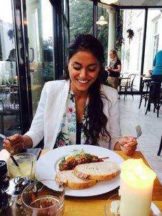 Eten met mijn vriend, Broodje Kipsate!