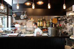 Restaurant Il Posto in Paris