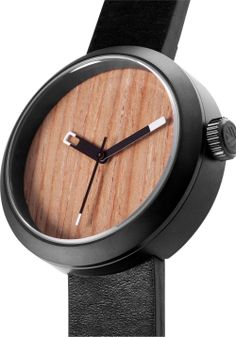 • the world s catalog of ideas wood makes for an interesting watch face
