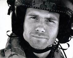 Portrait of a Royal Navy Pilot Trainee