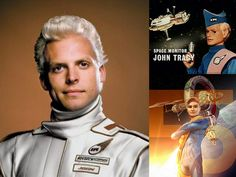 John Tracy the Pilot of Thunderbird 5 through the years 2004 & All Movies, I Movie, Thunderbirds Are Go, Nerd Herd, Scale Models, Science Fiction, Tv Series, Entertainment, Actors