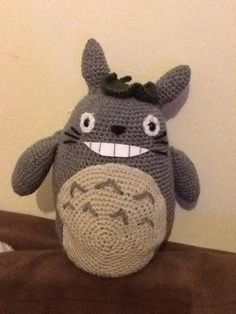 Totoro! - CROCHET