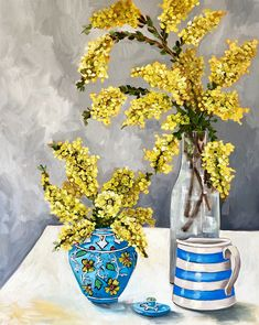 Wattle Season – Ali Wood Artist
