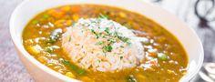 Indian Lentil Curry Recipe