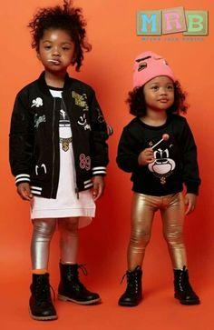African American & Korean  Carla - 4 years Bella - 2 years Submission By: @carla11xbella13 www.mixedracebabies.org #MRB #MixedRaceBabies #MixedLove