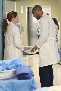 Japril on Season 11 - Grey's Anatomy