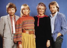 ABBA Picture Gallery and Collection Best Of Abba, Latest Music, Pop Music, Pop Group, Gorgeous Men, Cool Bands, The Beatles, Superstar, Photoshoot