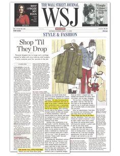 The Wall Street Journal!!! @The Wall Street Journal