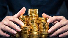 最初にそこに行った人は、 後から来た人には負けない。 Gold Reserve, Gold Money, Gold And Silver Coins, Gold Stock, In God We Trust, My Precious, Coin Collecting, Heavens, Wealth