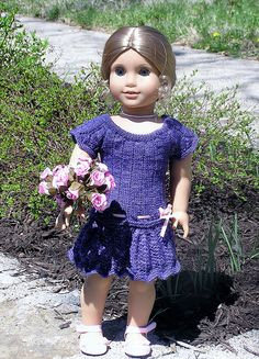 Sweet Spring Dress 1 by pennytennermann, via Flickr