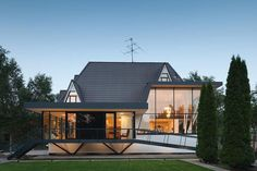 cottage style with a modern flair