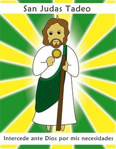 11 Mejores Imágenes De San Judas Tadeo Saints Catholic Saints Y