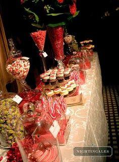 Candy Buffet styling, Nightingale's (Australia)