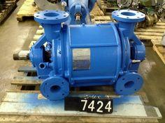 Nash Vacuum pump model CL 702