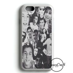 Sawn Mendes Black iPhone 6/6S Case | casescraft