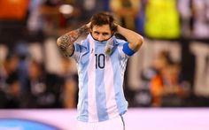 VIDEOS. Football : Lionel Messi ne portera plus le maillot de l'Argentine - Le Parisien