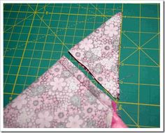 self binding blanket. I like the minky idea for the center of the blanket. Going to have to try this one.