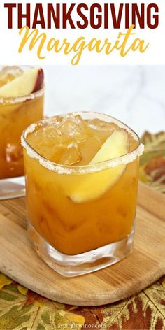 Fall Cocktails, Winter Drinks, Thanksgiving Cocktails, Fall Mixed Drinks, Thanksgiving Dinner Recipes, Thanksgiving Side Dishes, Margarita Recipes, Cocktail Recipes, Cocktail Food