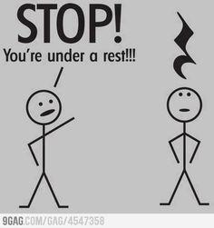 Band nerd...