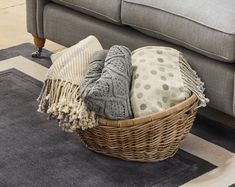 Laura Ashley Throws, Mourning Dove, Colourful Cushions, Colour Schemes, Couches, Home Furnishings, Beds, Polka Dots, Cottage