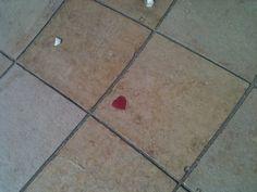 valentine heart buttocks