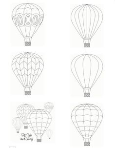 up balloons embroidery / balloons embroidery _ balloons embroidery designs _ hand embroidery balloons _ ballon embroidery balloons _ hot air balloons embroidery _ embroidery hoop balloons _ up balloons embroidery _ machine embroidery balloons Embroidery Designs, Hand Embroidery Patterns, Machine Embroidery, Embroidery Leaf, Tattoo Patterns, Paper Embroidery, Quilt Patterns, Bird Cards, Colouring Pages