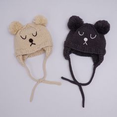 94887664b2e Bear Cat Winter baby hat   Price   7.00  amp  FREE Shipping