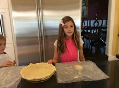 Baking with me