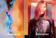 Proenza Schouler Ss13 by David Sims http://horse2horse.tumblr.com/post/45858905989/proenzaschoulerss13