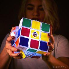 #Rubik's #Cube #Light