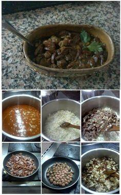 """KuzhinaIme.al: - MISH FSHATI me patate furre ose oriz (pilaf) - (Recete nga Greta Zani / Restorant """"Oda Shqiptare"""", Shkup)"""